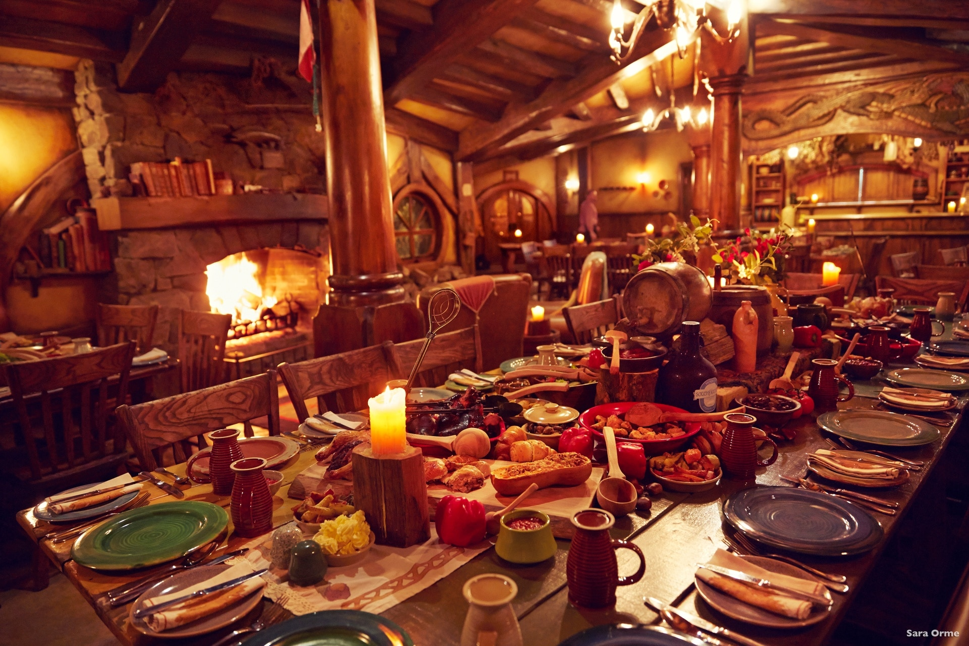 Hobbiton™ Movie Set Itinerary Events and Banquests