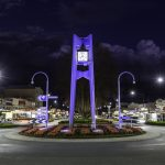 Town Clock Lighting